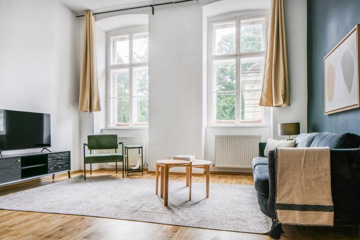 1 bedroom furnished apartment in Lange G. 64 35, 8th district - Josefstadt, Vienna, photo 1