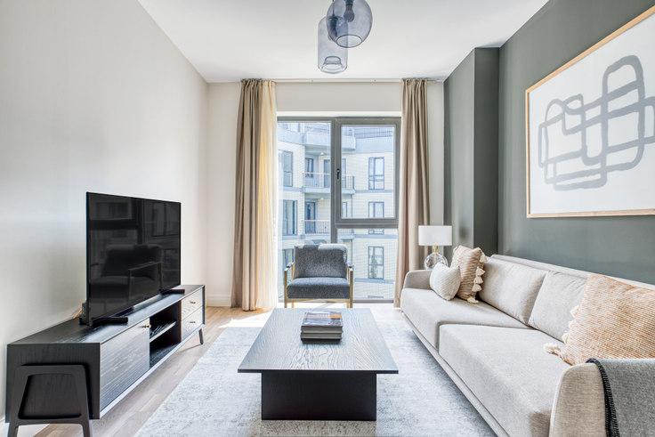 1 bedroom furnished apartment in Koray Bianco - 682 682, Göktürk, Istanbul, photo 1