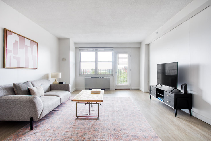 1 bedroom furnished apartment in J VUE at the LMA, 75 St Alphonsus St 425, Longwood, Boston, photo 1