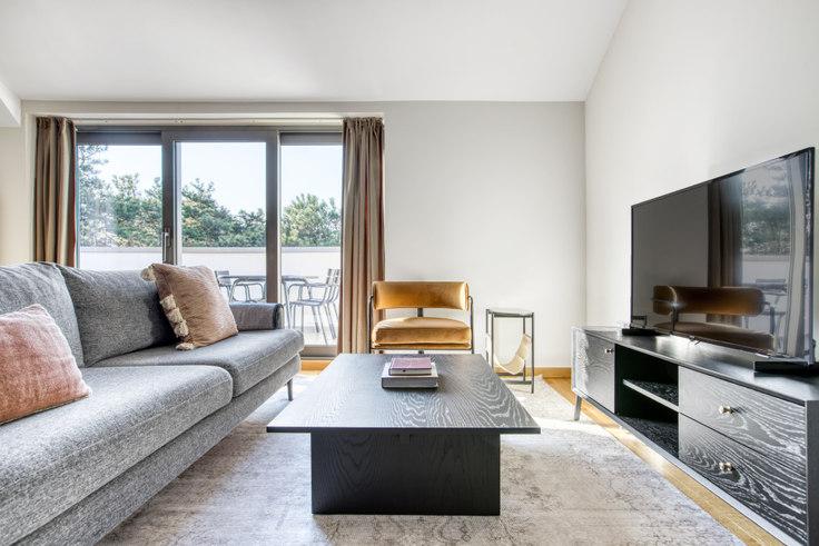 4 bedroom furnished apartment in KÖY 2. Etap - 685 685, Zekeriyaköy, Istanbul, photo 1