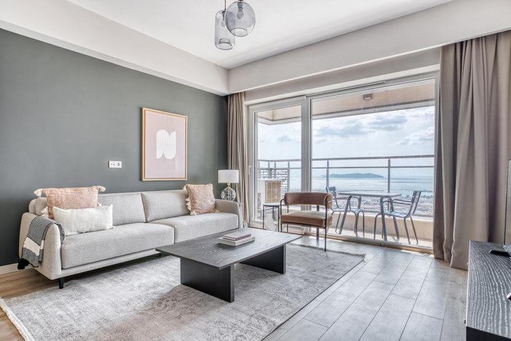 2 bedroom furnished apartment in Nidapark - 690 690, Kadikoy, Istanbul, photo 1