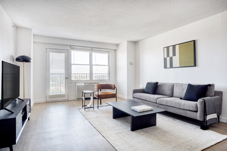 2 bedroom furnished apartment in J VUE at the LMA, 75 St Alphonsus St 428, Longwood, Boston, photo 1