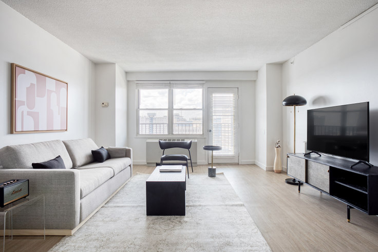 2 bedroom furnished apartment in J VUE at the LMA,  75 St Alphonsus St 429, Longwood, Boston, photo 1