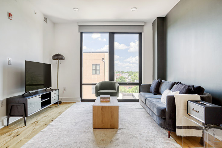 1 bedroom furnished apartment in The Shaw, 618 T St NW 283, Shaw, Washington D.C., photo 1