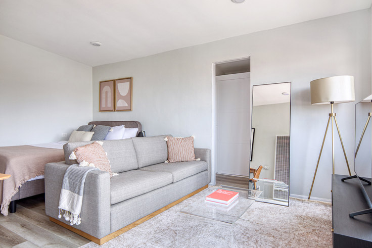 Studio furnished apartment in 1253 Havenhurst Drive 481, West Hollywood, Los Angeles, photo 1