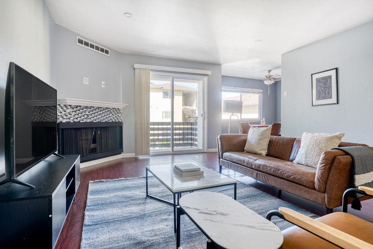 2 bedroom furnished apartment in Arlington Apartments, 235 Arlington Rd 586, Redwood City, San Francisco Bay Area, photo 1