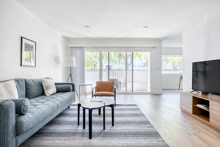 2 bedroom furnished apartment in Verandas at Cupertino, 20200 Lucille Ave 588, Cupertino, San Francisco Bay Area, photo 1