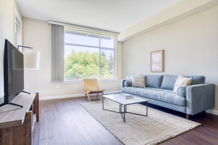1 bedroom furnished apartment in Madrone Apartments, 111 Rengstorff Ave 591, Mountain View, San Francisco Bay Area, photo 1