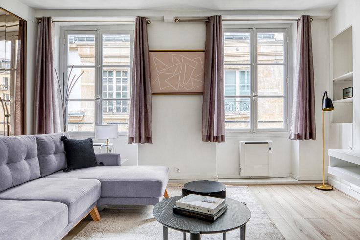 1 bedroom furnished apartment in Rue Monsieur le Prince 93, Saint-Germain-des-Prés, Paris, photo 1