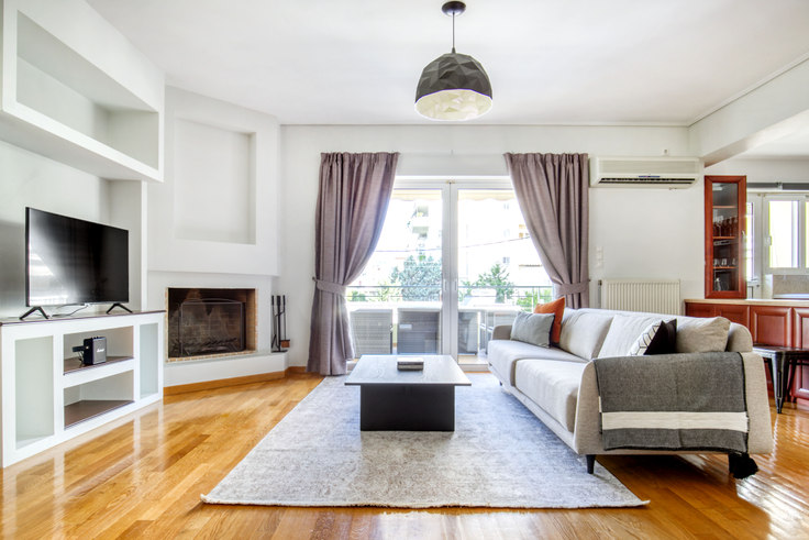 3 bedroom furnished apartment in Ithomis I 1059, Glyfada, Athens, photo 1
