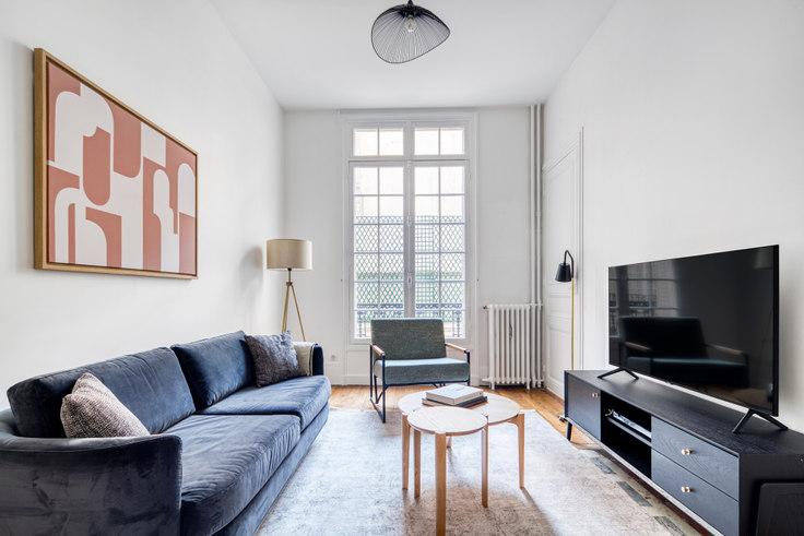 1 bedroom furnished apartment in Rue Saint-Dominique 95, Invalides, Paris, photo 1