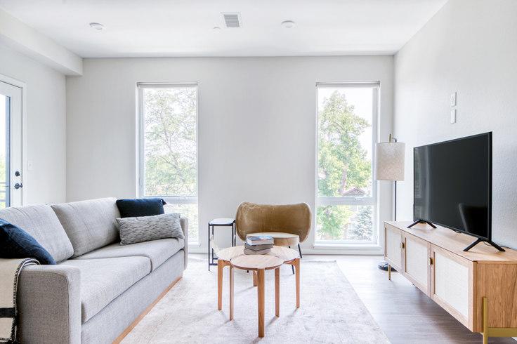 2 bedroom furnished apartment in Arboretum, 2049 S Columbine St 31, University, Denver, photo 1