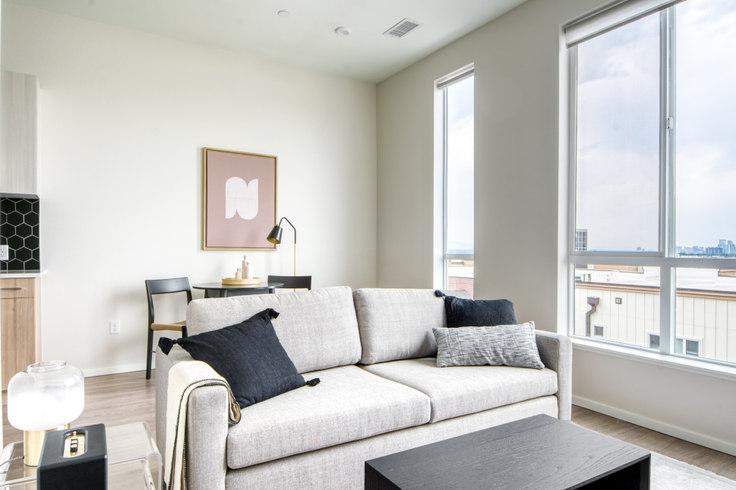1 bedroom furnished apartment in Arboretum, 2049 S Columbine St 32, University, Denver, photo 1