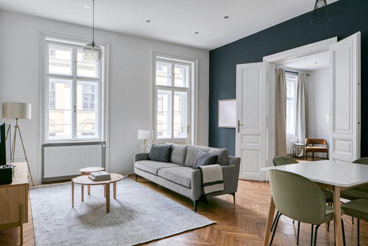 1 bedroom furnished apartment in Ungargasse 6 37, 3rd district - Landstraße, Vienna, photo 1