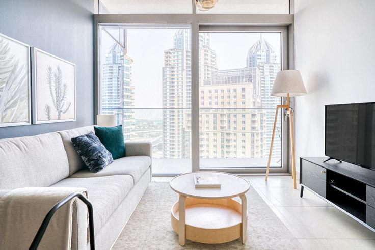 1 bedroom furnished apartment in Marina Gate V 810, Marina Gate, Dubai, photo 1