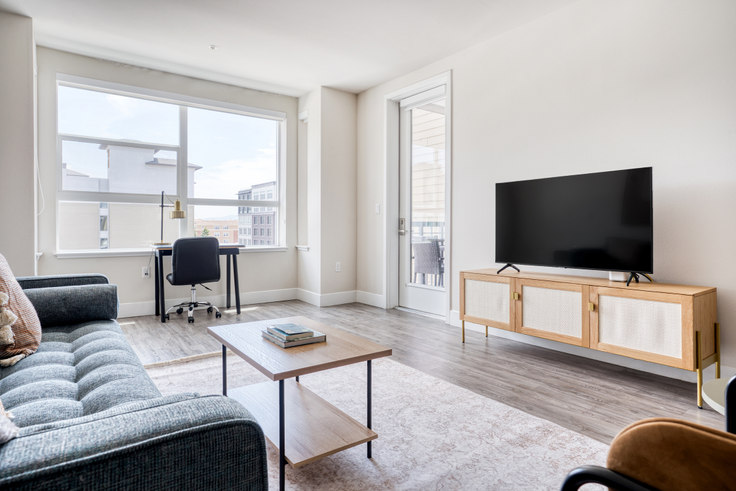1 bedroom furnished apartment in Franklin 299 Apartments, 299 Franklin St 608, Redwood City, San Francisco Bay Area, photo 1