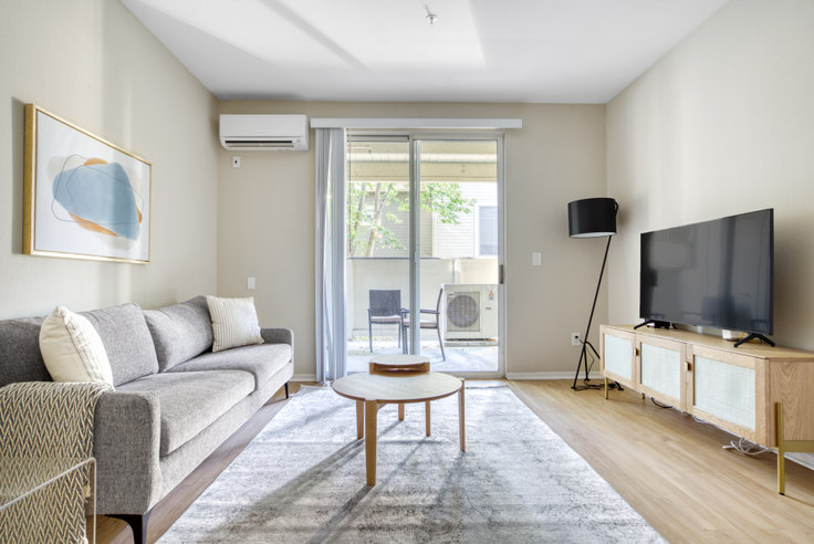 2 bedroom furnished apartment in Avalon Campbell 4, 506 Railway Ave 610, Campbell, San Francisco Bay Area, photo 1