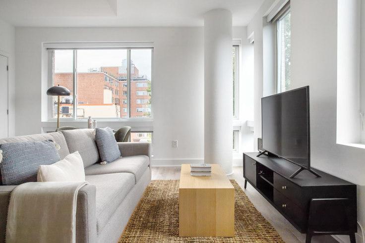 Studio furnished apartment in Madison House, 1772 Church St NW 291, Dupont Circle, Washington D.C., photo 1