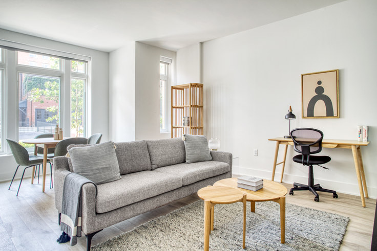 1 bedroom furnished apartment in Madison House, 1772 Church St NW 295, Dupont Circle, Washington D.C., photo 1