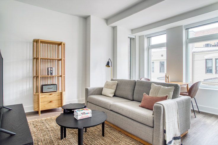 1 bedroom furnished apartment in Madison House, 1772 Church St NW 296, Dupont Circle, Washington D.C., photo 1