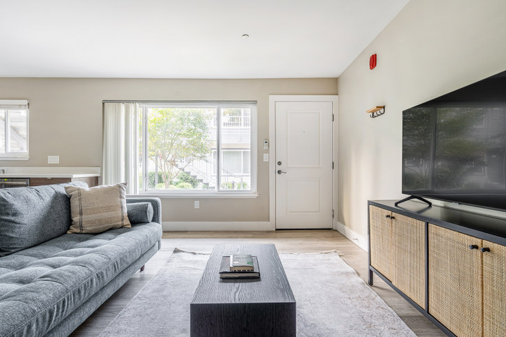 1 bedroom furnished apartment in Parc at Pruneyard, 215 Union Ave 612, Campbell, San Francisco Bay Area, photo 1