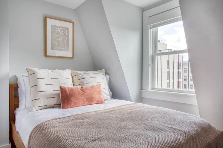 Studio furnished apartment in 461 Massachusetts Avenue 441, South End, Boston, photo 1