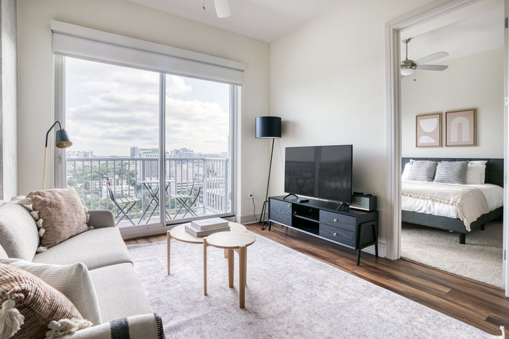 1 bedroom furnished apartment in Seven,  615 W 7th St 1, Downtown, Austin, photo 1