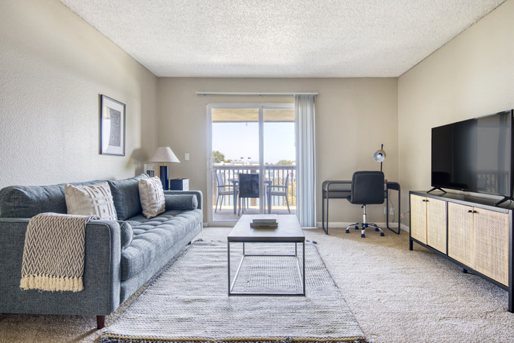 2 bedroom furnished apartment in Harbor Cove 5, 788 Edgewater Blvd 620, Foster City, San Francisco Bay Area, photo 1