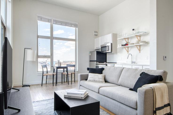 Studio furnished apartment in Ride at RiNo, 3609 Wynkoop St 34, RiNo, Denver, photo 1