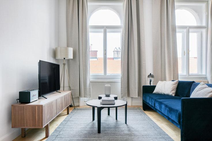 Studio furnished apartment in Ungargasse 6 39, 3rd district - Landstraße, Vienna, photo 1