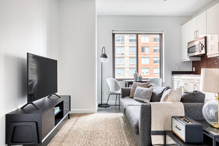 1 bedroom furnished apartment in 830 8th Ave 633, Midtown West, New York, photo 1