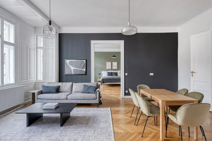 2 bedroom furnished apartment in Josefstädter Str. 5 40, 8th district - Josefstadt, Vienna, photo 1