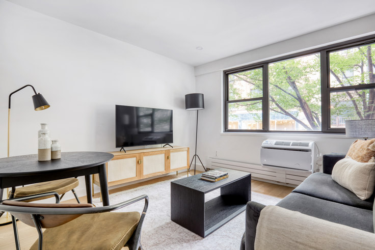Studio furnished apartment in The Bridgeview, 227 E 59th St 635, Upper East Side, New York, photo 1
