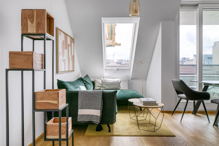 1 bedroom furnished apartment in Gumpendorfer Str. 51 41, 6th district - Mariahilf, Vienna, photo 1