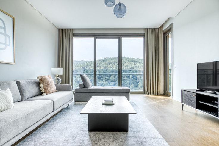 3 bedroom furnished apartment in Vadi İstanbul Park - 694 694, Ayazağa, Istanbul, photo 1