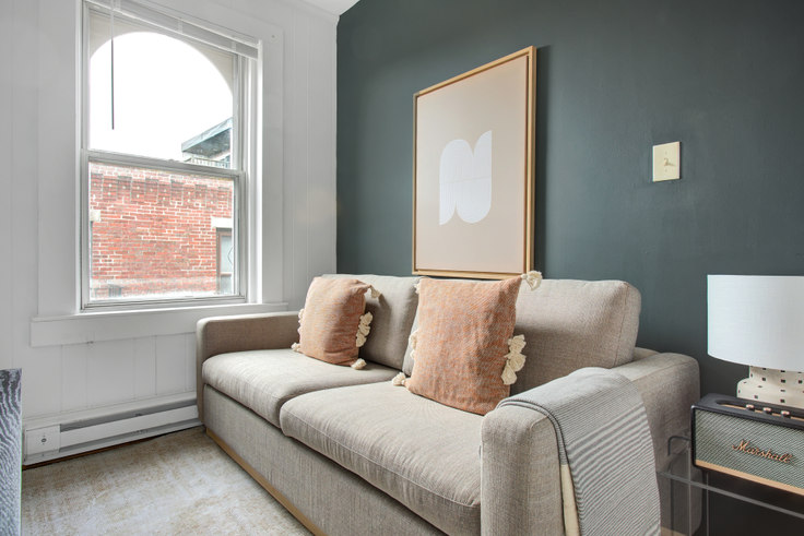 2 bedroom furnished apartment in 12 Foster St 449, North End, Boston, photo 1
