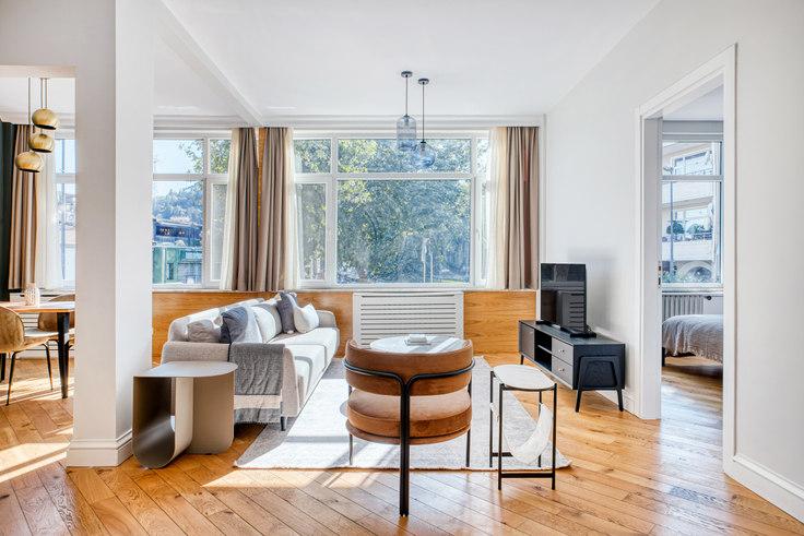 2 bedroom furnished apartment in Çınaraltı - 698 698, Bebek, Istanbul, photo 1