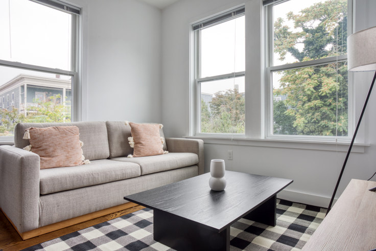 3 bedroom furnished apartment in 15 Marney S 453, East Cambridge, Boston, photo 1