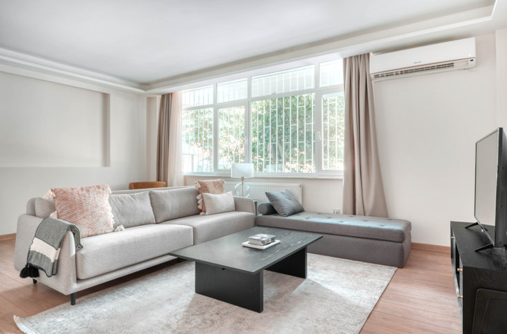 2 bedroom furnished apartment in Meydan - 709 709, Etiler, Istanbul, photo 1