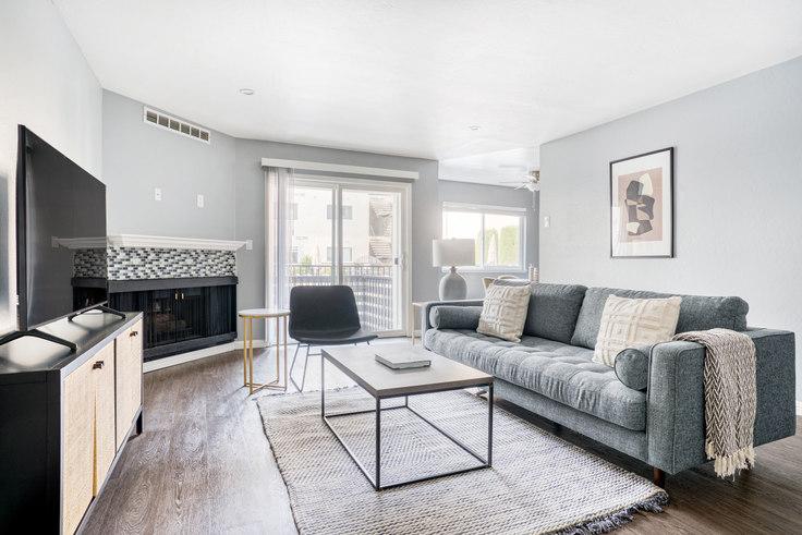 2 bedroom furnished apartment in Arlington Apartments, 235 Arlington Rd 628, Redwood City, San Francisco Bay Area, photo 1
