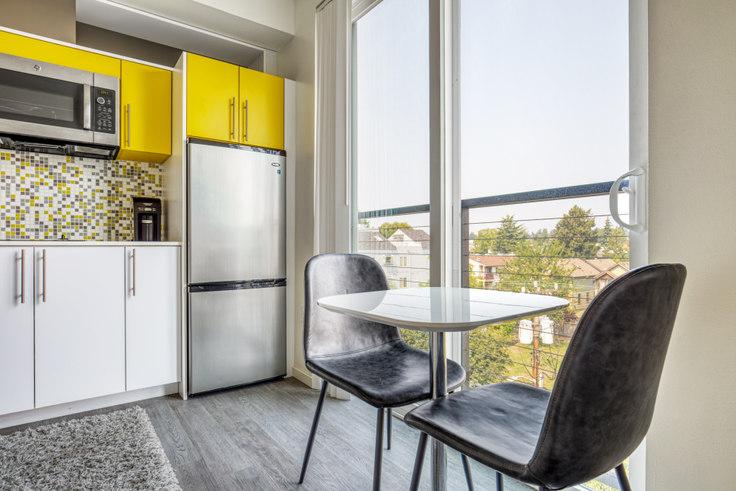 Studio furnished apartment in Ballard 57, 1731 NW 57th St 176, Ballard, Seattle, photo 1