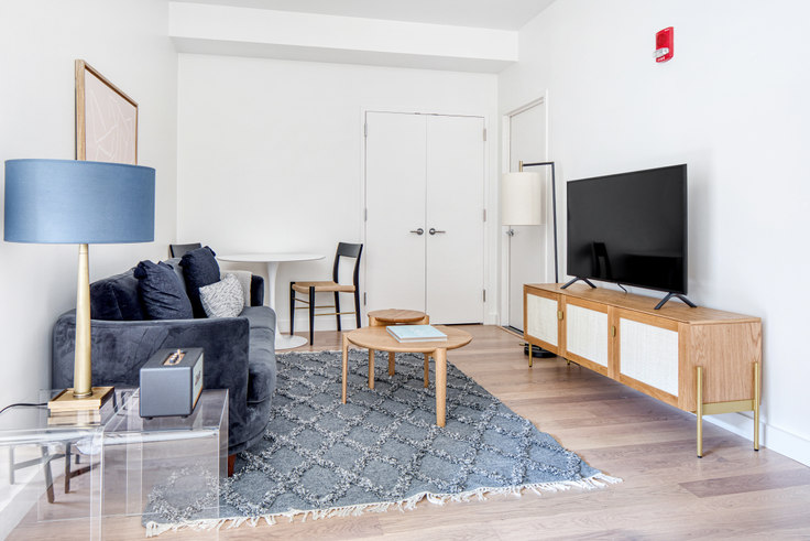 Studio furnished apartment in One Back Bay, 135 Clarendon St 458, Back Bay, Boston, photo 1