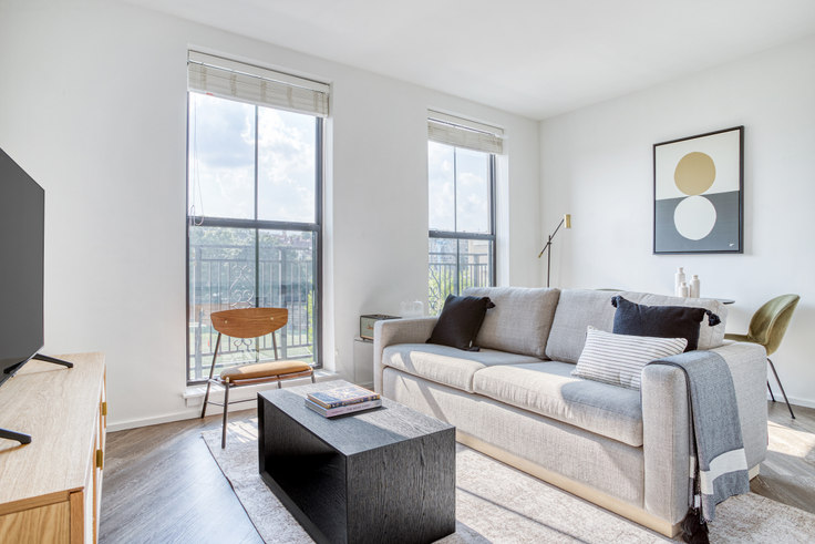 1 bedroom furnished apartment in Reed Row, 2101 Champlain St NW 306, Adams Morgan, Washington D.C., photo 1