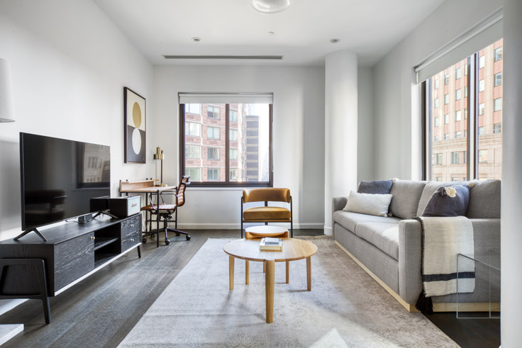 1 bedroom furnished apartment in 830 8th Ave 643, Midtown West, New York, photo 1