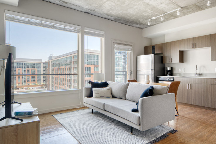 1 bedroom furnished apartment in Cadence at Union Station, 1920 17th St 42, LoDo, Denver, photo 1