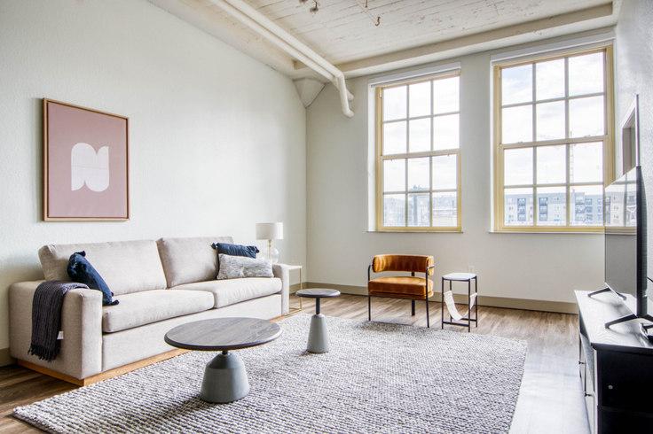 2 bedroom furnished apartment in TwentyOne01, 2101 Market St 44, LoDo, Denver, photo 1