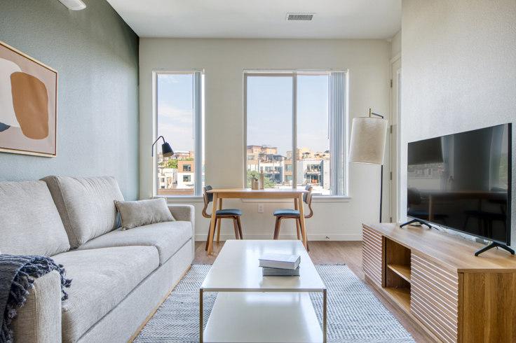 1 bedroom furnished apartment in B Street LoHi, 1736 Boulder St 45, LoHi, Denver, photo 1