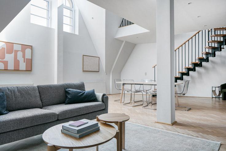 3 bedroom furnished apartment in Schleifmühlgasse 11 43, 4th district - Wieden, Vienna, photo 1
