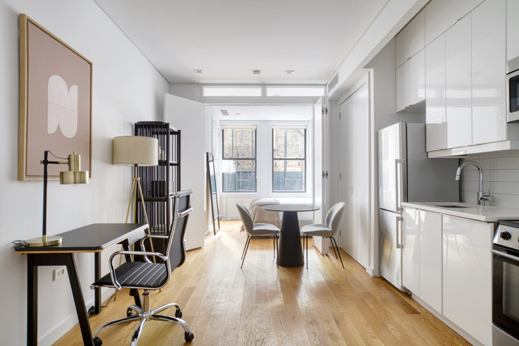 1 bedroom furnished apartment in 100 Forsyth St 644, Lower East Side, New York, photo 1
