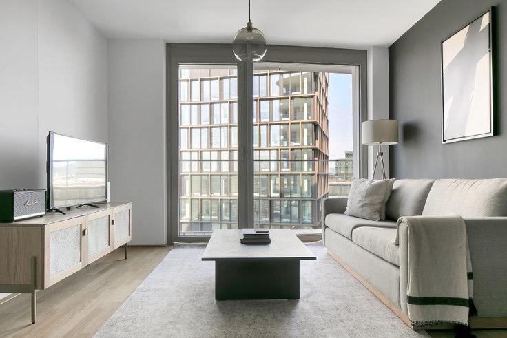 1 bedroom furnished apartment in Arsenalstraße 8 44, 10th district - Favoriten, Vienna, photo 1